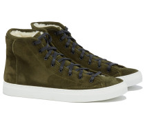 VENETO ALTO MOSS DEER REVERSE Sneakers in Grün