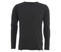 ERIC Basic Longsleeve in Grau