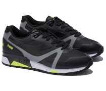 N9000 BRIGHT PROTECTION Sneakers in Schwarz-Grau