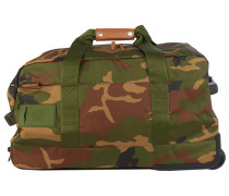 Supply CO. WHEELIE OUTFITTER Rollkoffer in Camouflage-Look