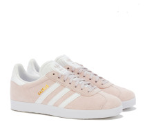 ORIGINALS GAZELLE Wildleder Sneakers in Rosa