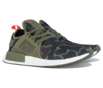 NMD XR1 Sneakers mit Camouflage-Muster in Olive