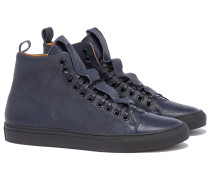 SORRENTO High Top Sneakers in Dunkelblau