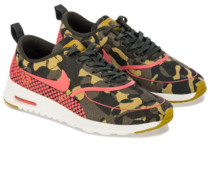 AIR MAX THEA JAQUARD PREMIUM Sneakers Camouflage
