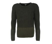 Pullover Schurwolle Grün