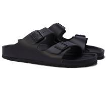 MONTEREY Sandale in Schwarz matt