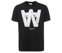AA CRACK T-Shirt in Schwarz