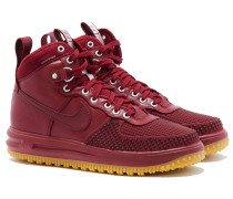 LUNAR FORCE 1 DUCKBOOT Sneaker in Bordeaux
