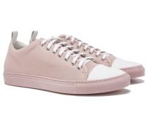 SORRENTO Low-Sneakers Leder Pink