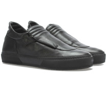 NERD by  GIOVE LOW Sneakers Schwarz