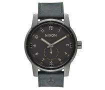 PATRIOT LEATHER Armbanduhr Grün