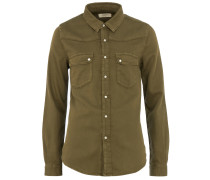 Ba&sh BRIDGET Bluse in Khaki