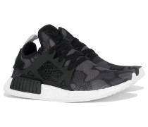 NMD XR1 Sneakers mit Camouflage-Muster in Schwarz