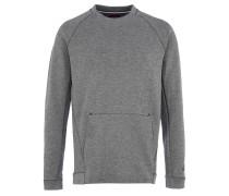 TECH FLEECE CREW Sweater Grau