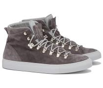 MAROSTICA MID ASH CHAMOIS Sneakers in Grau