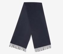 Schal Mit Bb-Motiv Blau