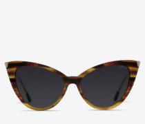 Cat Eye Sunglasses Braun