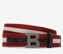 B-Schnalle Rot