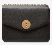 B Turn Minibag Medium Schwarz