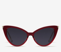 Cat Eye Sunglasses Lila