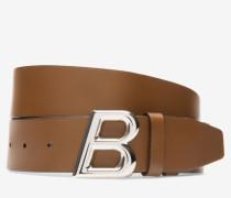 B Oblique Braun
