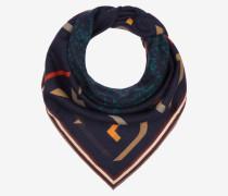 Bally Schal Mehrfarben
