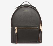 The Backpack Medium Schwarz