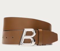 B Oblique Brown