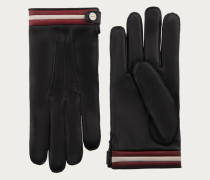Handschuhe Aus Nappaleder Black