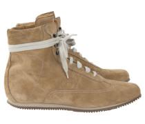 Second Hand Wildleder-Sneakers