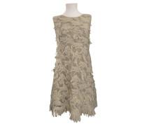 Second Hand Kleid in Beige