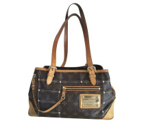 """Second Hand  """"Riveting Tote Monogram Canvas"""" Limited Edition"""