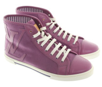 Second Hand  Sneaker in Violett