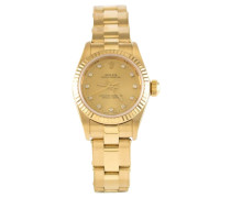 """Second Hand  """"Oyster Perpetual Lady 750er Gelbgold"""""""