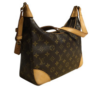 Second Hand  Schultertasche aus Monogram Canvas