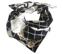 Second Hand Schal in Schwarz
