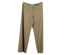 Second Hand  Stoffhose in Taupe