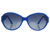 Second Hand Sonnenbrille In Blau