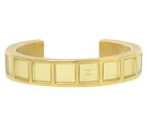 Second Hand Armreif/Armband aus Vergoldet in Gold