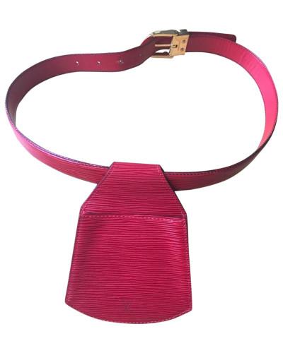Second Hand  Gürtel mit Tasche
