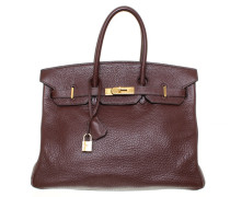 "Second Hand  ""Birkin Bag 35"" in Bordeaux"