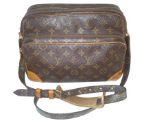 "Second Hand  ""Nile MM Monogram Canvas"""