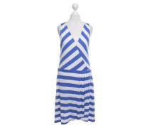 Second Hand  Sommerkleid mit Streifen