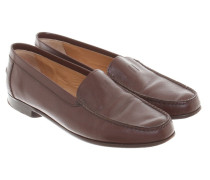 Second Hand  Loafers in Braun