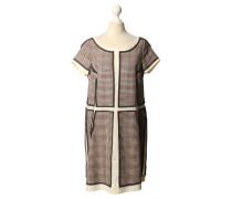 Second Hand Kleid mit Karo-Muster