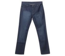 Second Hand  Jeans mit Strass-Besatz