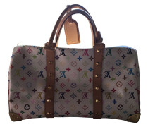 "Second Hand  ""Keepall 45 Monogram Multicolore Canvas"""