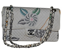 """Second Hand """"Flap Bag"""" in Multicolor"""