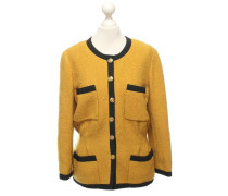 Second Hand Jacke in Gelb