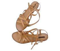 Second Hand  Sandalen im Gladiator-Look
